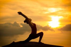 5 kroků, jak v józe překonat strach